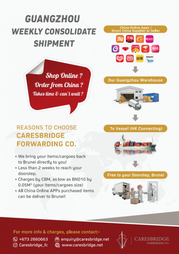 Caresbridge Forwarding Company (Brunei and Muara, Brunei) - Phone